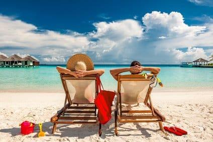 Reisekreditkarte für den Urlaub